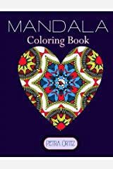 Mandala Coloring Book: Inspirational Patterns for the Young and Young at Heart Paperback