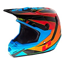 2014 One Industries Mens Atom Full Face Helmet XWING Red / Black XXL