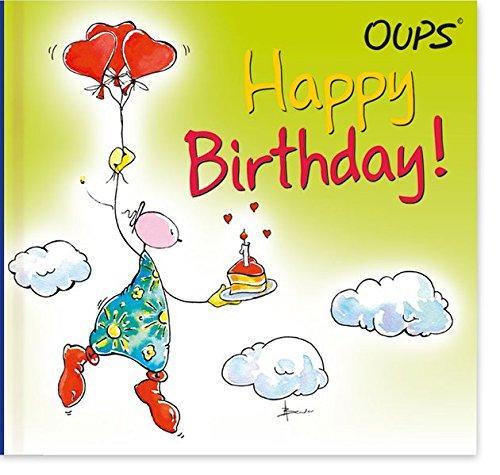 Happy Birthday: Oups Minibuch