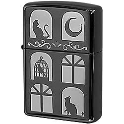 Zippo Cat window BKi1201S515j