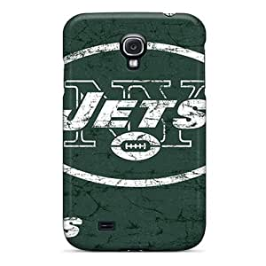 Kyp710QYPx New York Jets Fashion Tpu S4 Case Cover For Galaxy