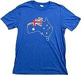 Australia Pride | Vintage Style, Retro-Feel Aussie Unisex T-shirt-Adult,M
