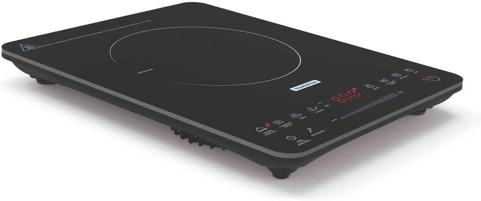 <em>Cooktop</em> portátil por indução, da Tramontina