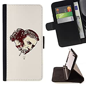 For LG Nexus 5 D820 D821 Raymond & Tyler Fight Beautiful Print Wallet Leather Case Cover With Credit Card Slots And Stand Function