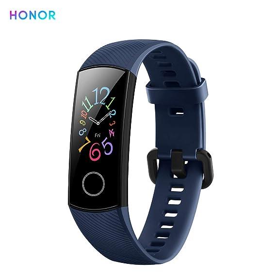 Amazon.com: Qalabka Honor Band 5 Full Color AMOLED Display ...