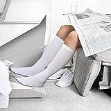 Graduated Compression Socks Women & Men - 4 Pairs