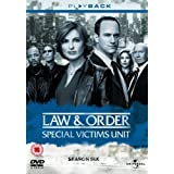 Law and Order: Special Victims Unit - NBC Series - Complete Season 6