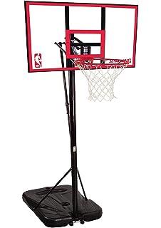 Amazon.com: Spalding NBA in-ground sistema – 52