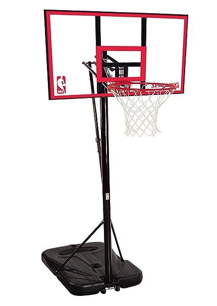 61259 eco-compostite huffy basketball hoop lifetime & spalding hoops.