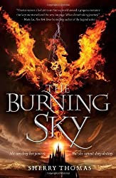 The Burning Sky (The Elemental Trilogy)