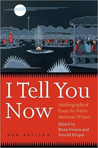 com i tell you now second edition autobiographical  i tell you now second edition autobiographical essays by native american writers american n lives 1st edition