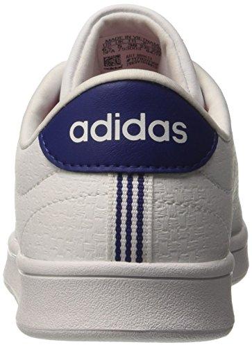 Clean Baskets Adidas Ink White footwear footwear White Advantage Blanc Femme mystery Basses Qt 151twZq