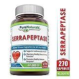 Naturals Serrapeptases - Best Reviews Guide
