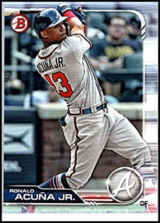 Amazoncom 2019 Bowman Major League Baseball Card 78