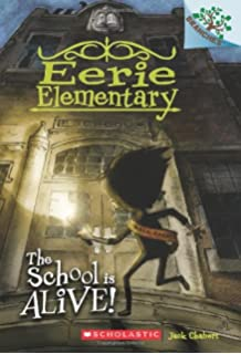 Amazon the haunting of grade three lucky star 9780590438681 the school is alive a branches book eerie elementary 1 fandeluxe Images