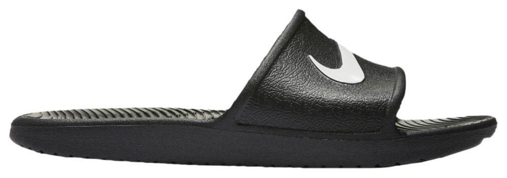 Nike Herren Kawa Shower Dusch- Badeschuhe  US 12 EU 46|BLACK