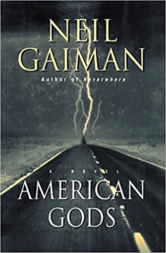 Image result for images book cover American Gods