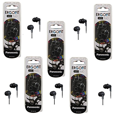 Panasonic ErgoFit Ear Earbud Headphones