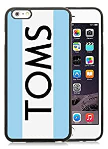 Fahionable Custom Designed iPhone 6 Plus 5.5 Inch Cover Case With TOMS 1 Black Phone Case