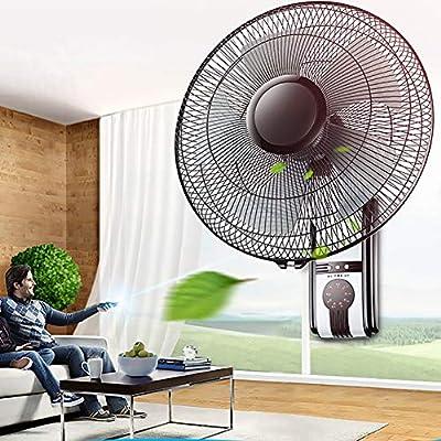 ZDYLM-Y Ventilador de Pared con Mando a Distancia - Función de ...
