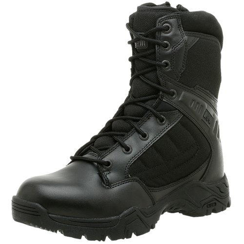 Response 8 Inch Side Zipper (Magnum Men's Response II 8'' Side-Zip Boot,Black,14 M)