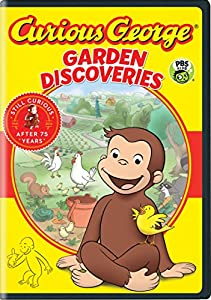 Curious George: Garden Discoveries from Universal Studios Home Entertainment
