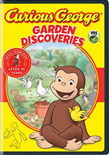 Curious George: Garden (Family Halloween Movies On Tv 2017)