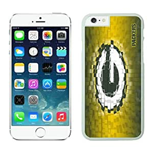 Personalized Design Phone Case For Iphone 6 Green Bay Packers iPhone 6 4.7 Inches Cases 20 White TPU Protective Phone Case