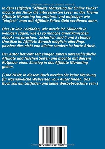 Affiliate-Marketing-Fur-Business-Punks-German-Edition