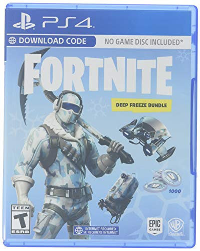 Warner Bros Fortnite: Deep Freeze Bundle - PlayStation 4]()