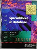 img - for Integrated Business Projects: Module 2-Financial Services (Spreadsheet) book / textbook / text book