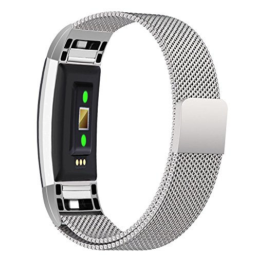 Oitom Fitbit Charge Silver Rainbow