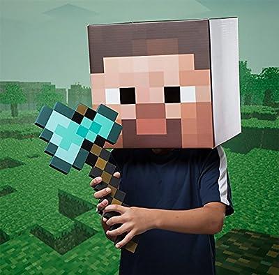 Minecraft Diamond Axe - Chop Your Way to Minecraft Success by Originalidad
