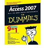 Microsoft Office Access 2007 All-in-one Desk Reference For Dummies (For Dummies (Computers)) (Paperback) - Common