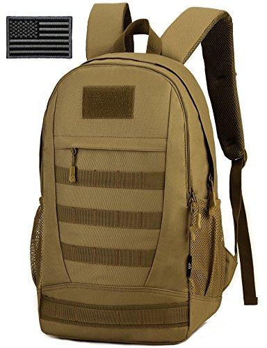 ArcEnCiel Waterproof Military Backpack Rucksack