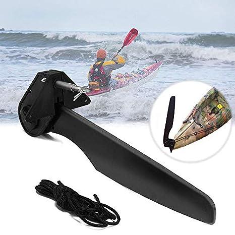 Amazon com : FidgetFidget Kayak Boat Rudder w/Steering