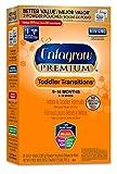 Enfagrow PREMIUM Toddler Transitions Infant & Toddler Formula, Powder, 28 oz Box