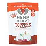 Manitoba Harvest Hemp Heart Toppers - Chipotle, Onion and Garlic, Vegan, non-GMO, Kosher, 125 gram (4.4 oz)