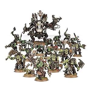Warhammer 40,000 Start Collecting! Orks plastic box