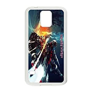 Final Fantasy Samsung Galaxy S5 Cell Phone Case White Evuaf
