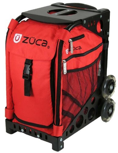 Zuca Bag Chili (Black Frame) by ZUCA