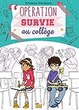 vignette de 'Opération survie au collège n° 1<br /> Opération survie au collège t1 (Svetlana Chmakova)'