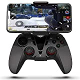 Call of Duty Mobile Controller - Delta essentials Bluetooth 2.4G Wireless PUBG Mobile Controller Gamepad for iPhone iPad iOS Android OS PC Steam PS3