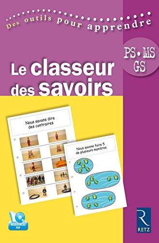 Le Classeur Des Savoirs + Cd pdf