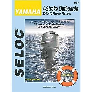 YAMAHA 4-STROKE O/B 2005-10