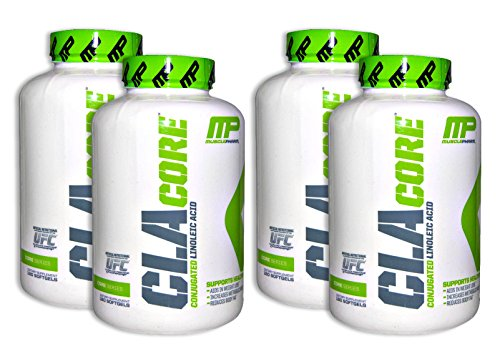 MusclePharm CLA 180 Softgels (4 Pack) by Muscle Pharm