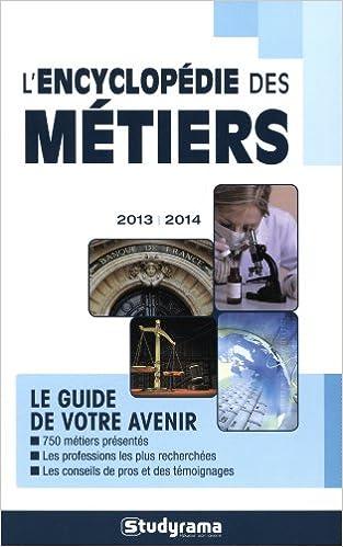 Livres gratuits en ligne L'encyclopédie des métiers epub pdf