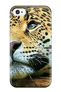 New Cute Funny Leopard Case Cover/ Iphone 4/4s Case Cover