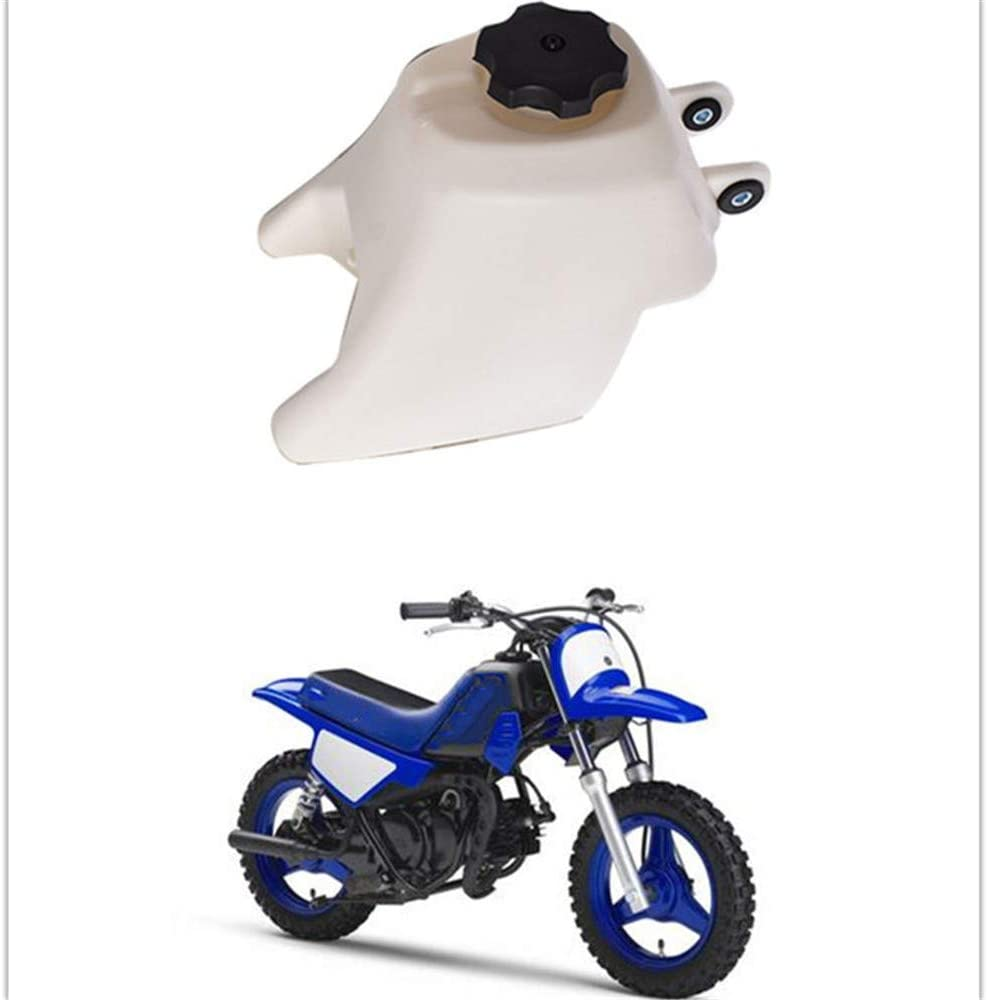 labwork Plastic Fender Body Seat Gas Tank Replacement for Yamaha PW50 PY50 White