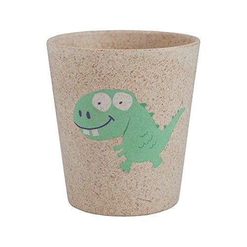 Jack N' Jill Dino Biodegradeable Toothbrush Cup - Pack of 6 by Jack N Jill